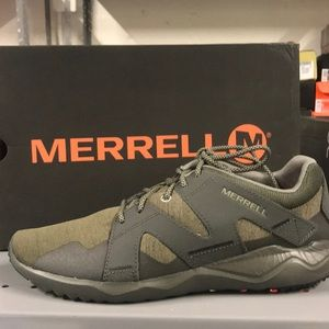 Merrell 1 six8 lace dusty olive